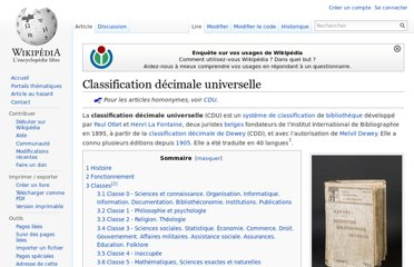 http://fr.wikipedia.org/wiki/Classification_d%C3%A9cimale_universelle