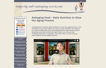 http://www.longevity-and-antiaging-secrets.com/antiaging-food.html