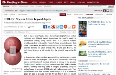 http://www.washingtontimes.com/news/2011/mar/17/nuclear-future-beyond-japan/