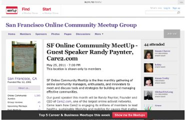 http://www.meetup.com/octribe/events/17388083/?a=socialmedia
