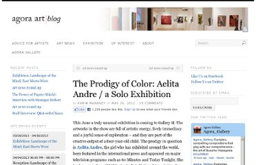 http://agoraartgalleryblog.com/the-prodigy-of-color-aelita-andre-a-solo-exhibition/