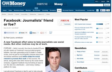 http://tech.fortune.cnn.com/2011/05/23/facebook-journalists-friend-or-foe/