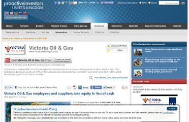 http://www.proactiveinvestors.co.uk/companies/news/28612/victoria-oil-gas-employees-and-suppliers-take-equity-in-lieu-of-cash-28612.html