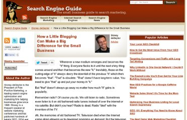 http://www.searchengineguide.com/stoney-degeyter/how-blogging-can-make-a-big-difference-f.php