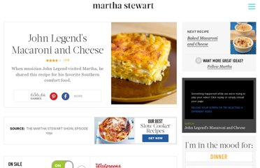 http://www.marthastewart.com/348566/john-legends-macaroni-and-cheese