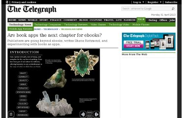 http://www.telegraph.co.uk/technology/news/8536424/Are-book-apps-the-next-chapter-for-ebooks.html