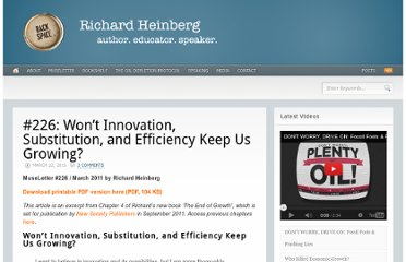 http://richardheinberg.com/226-won%e2%80%99t-innovation-substitution-and-efficiency-keep-us-growing