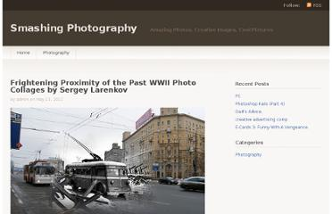 http://photographyrr.info/frightening-proximity-of-the-past-wwii-photo-collages-by-sergey-larenkov/