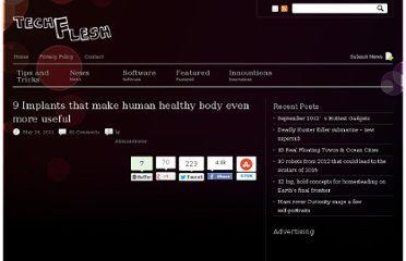http://techflesh.com/9-implants-that-make-human-healthy-body-even-more-useful/