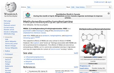 http://en.wikipedia.org/wiki/Methylenedioxyethylamphetamine
