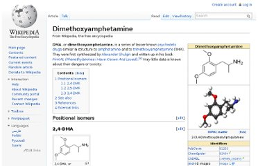 http://en.wikipedia.org/wiki/Dimethoxyamphetamine