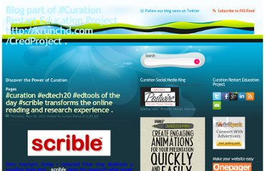 http://edtech20curationprojectineducation.blogspot.com/2011/05/scrible-transforms-online-reading-and.html#comments