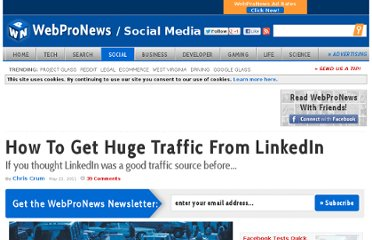 http://www.webpronews.com/linkedin-traffic-2011-05