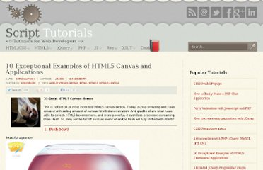 http://www.script-tutorials.com/10-exceptional-examples-of-html5-canvas-and-applications/