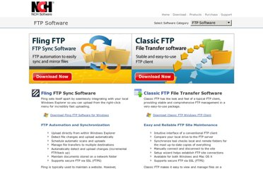 http://www.nchsoftware.com/ftp/index.html