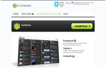 http://www.sobees.com/social-media-clients/sobees-desktop-application