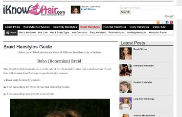http://www.iknowhair.com/braid-guide/