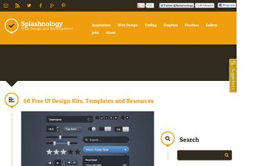 http://www.splashnology.com/article/60-free-ui-design-kits-templates-and-resources/853/