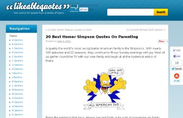 http://www.likeablequotes.com/blog/20-best-homer-simpson-quotes-on-parenting/