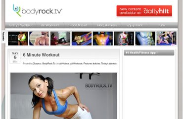 http://www.bodyrock.tv/2011/05/06/6-minute-workout/