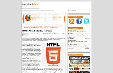 http://www.conceivablytech.com/7658/products/html5-moved-into-review-phase