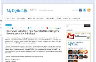 http://www.mydigitallife.info/download-windows-live-essentials-messenger-version-2009-for-windows-7/