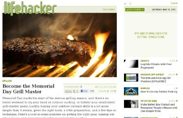 http://lifehacker.com/392818/become-the-memorial-day-grill-master