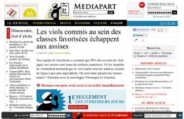 http://www.mediapart.fr/journal/france/260511/les-viols-commis-au-sein-des-classes-favorisees-echappent-aux-assises