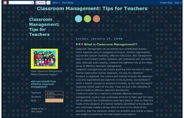 http://classroommanagement-mallory.blogspot.com/2008/01/what-is-classroom-management.html
