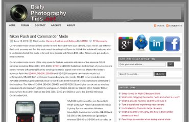 http://www.dailyphotographytips.net/camera-controls-and-settings/nikon-flash-and-commander-mode/