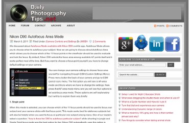 http://www.dailyphotographytips.net/camera-controls-and-settings/nikon-d90-autofocus-area-mode/