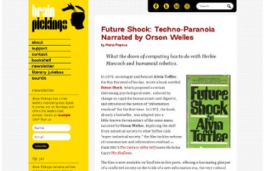 http://www.brainpickings.org/index.php/2011/01/12/future-shock/