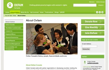 http://www.oxfam.ca/who-we-are