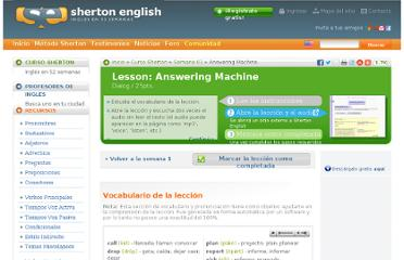 http://www.shertonenglish.com/course/week01/lesson/answering-machine.php