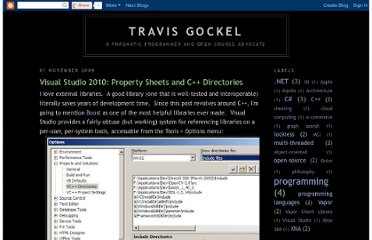 http://blog.gockelhut.com/2009/11/visual-studio-2010-property-sheets-and.html