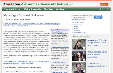 http://ancienthistory.about.com/library/bl/bl_myth_gods_index.htm