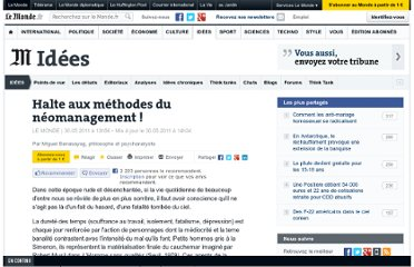 http://www.lemonde.fr/idees/article/2011/05/30/halte-aux-methodes-du-neomanagement_1529444_3232.html