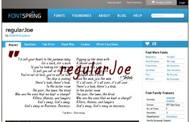 http://www.fontspring.com/fonts/joebob-graphics/regularjoe