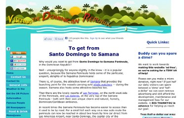 http://www.visiting-the-dominican-republic.com/santo-domingo-to-samana.html