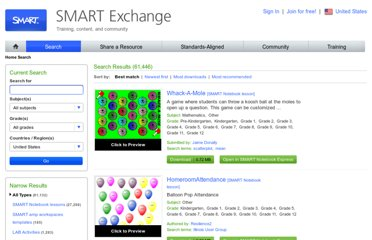 http://exchange.smarttech.com/search.html