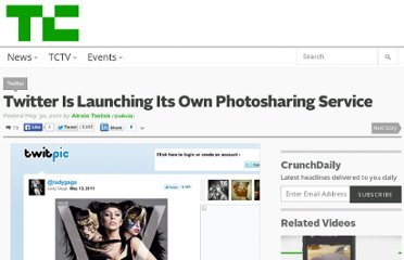 http://techcrunch.com/2011/05/30/twitter-is-launching-its-own-photosharing-service/