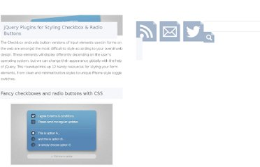 http://line25.com/articles/jquery-plugins-for-styling-checkbox-radio-buttons