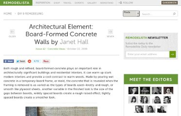 http://remodelista.com/posts/architectural-element-wood-pressed-concrete-walls
