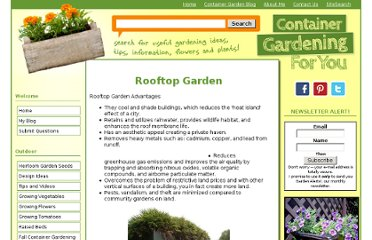 http://www.container-gardening-for-you.com/rooftop-garden.html