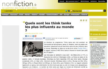 http://www.nonfiction.fr/article-2144-quels_sont_les_think_tanks_les_plus_influents_au_monde_.htm