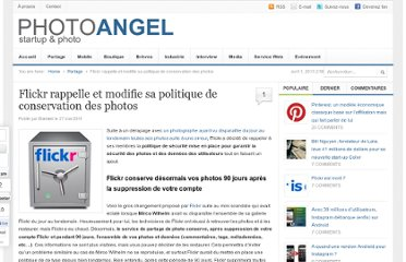 http://photoangel.fr/2011/05/flickr-rappelle-et-modifie-sa-politique-de-conservation-des-photos/