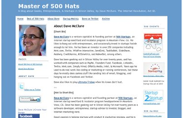 http://500hats.typepad.com/500blogs/about-dave-mcclure.html