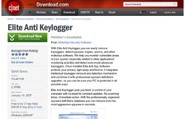 http://download.cnet.com/Elite-Anti-Keylogger/3000-8022_4-10609198.html