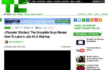 http://techcrunch.com/2011/04/23/founder-stories-groupme-full-interview/