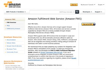 http://aws.amazon.com/fws/